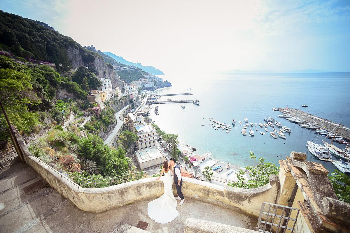 Amalfi Italy - World photo wedding plan