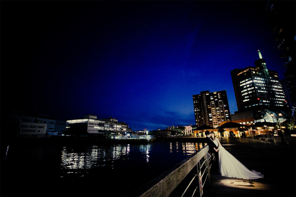Kobe Harborland (Night) Kobe