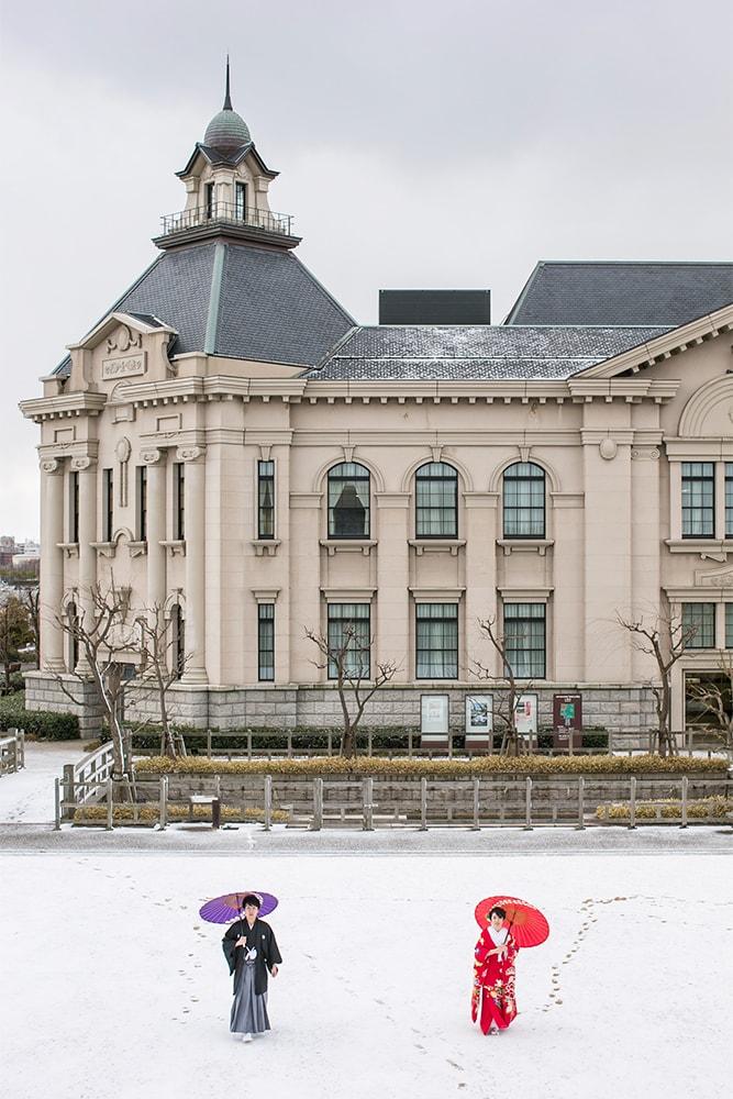 Niigata History Museum Niigata