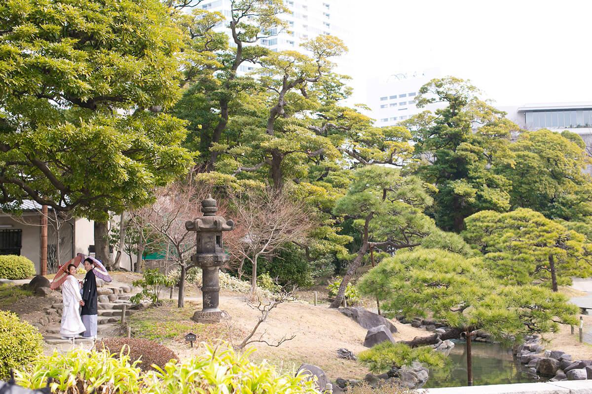 Shibarikyu Teien Tokyo